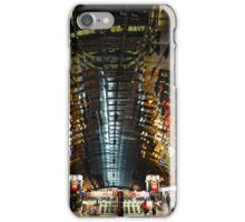 The Shops at Frankfurt Airport (early morning) iPhone Case/Skin