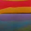 sea meets sky by marcwellman2000