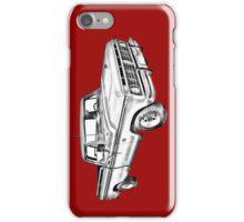 1975 Ford F100 Explorer Pickup Truck Illustrarion iPhone Case/Skin