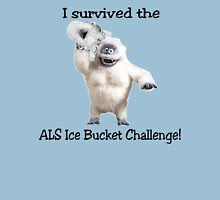 I survived ALS Ice Bucket Challenge Bumble Unisex T-Shirt