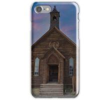 Church at Bodie  iPhone Case/Skin