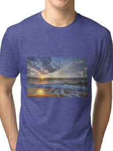 Breathtaking sunset Tri-blend T-Shirt