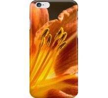 Hemerocallis (Day Lily) iPhone Case/Skin