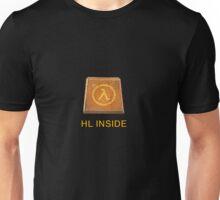 Half Life Gamer Inside  Unisex T-Shirt
