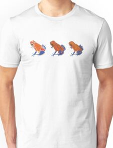 Frogs | Triptych Series Unisex T-Shirt