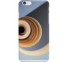 Old roll of paper iPhone Case/Skin