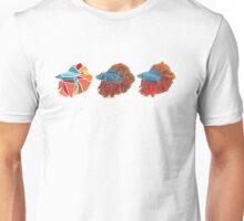 Beta Fish | Triptych Series  Unisex T-Shirt