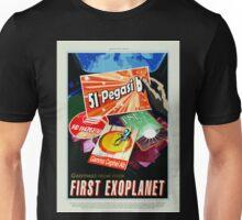 Vintage 51 Pegasi b First Exoplanet Travel Unisex T-Shirt