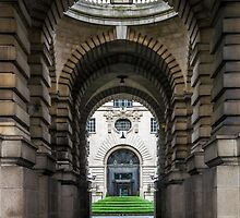 County Hall by Sue Martin