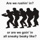 CSGO Sneaky Beaky Shirt by BobbyCorps
