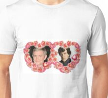 John and Sherlock, Sherlock and John Unisex T-Shirt