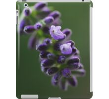 Lavender flower iPad Case/Skin