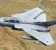 RAF Tornado GR4 Swept by Simon Pattinson