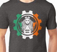 Becky Lynch Irish Flag Logo Design Unisex T-Shirt