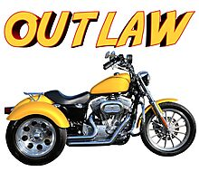 Outlaw Gold Photographic Print
