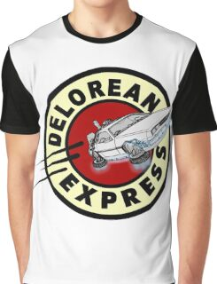 DeLorean Express Graphic T-Shirt