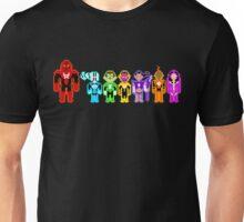 Pixel Lanterns Unisex T-Shirt