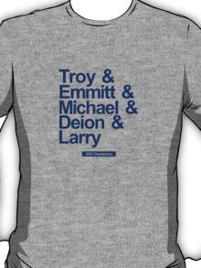 1996 Super Bowl Champs T-Shirt