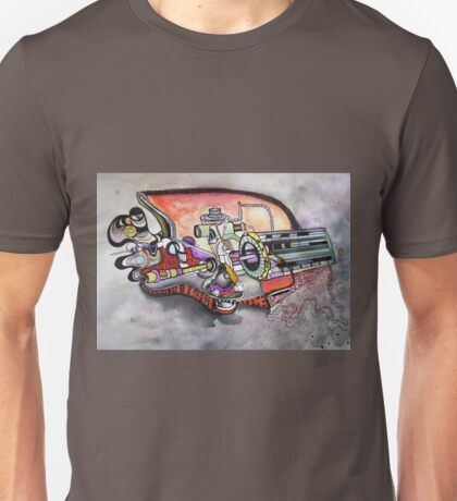 Machinery Unisex T-Shirt