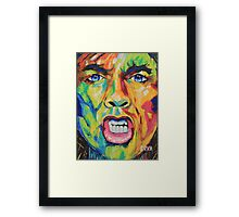 19th Nervous Breakdown Framed Print