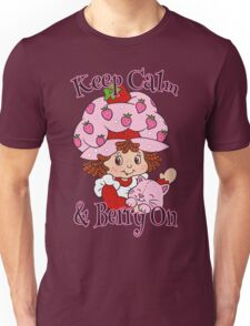 Keep Calm and Berry On Unisex T-Shirt