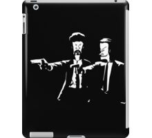 Beavis & Butthead Pulp Fiction iPad Case/Skin