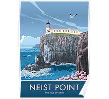Neist Point, Isle of Skye Poster