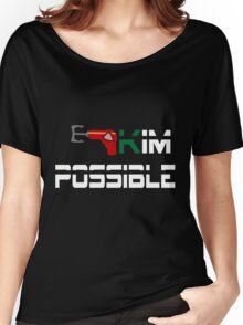 Kim Possible  Women's Relaxed Fit T-Shirt