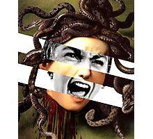 Caravaggio's Medusa & Psycho Photographic Print