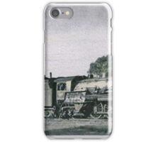 "Lehigh Valley ""Black Diamond Express"", 1930s iPhone Case/Skin"