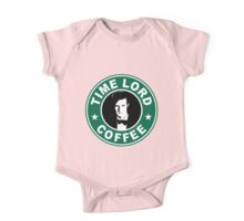 Time Lord Coffee One Piece - Short Sleeve