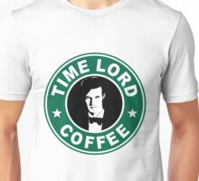 Time Lord Coffee Unisex T-Shirt