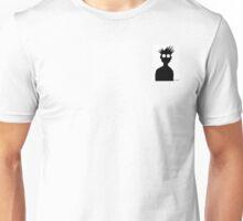 cut out paper self Unisex T-Shirt