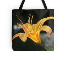 Molten Lilly Tote Bag