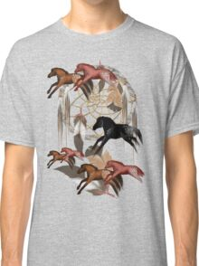 Dream Horses Classic T-Shirt