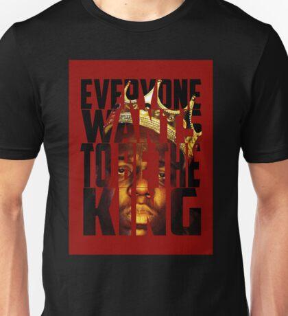 Biggie King - Luke Cage Unisex T-Shirt