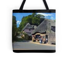 Heart of the Village Tote Bag