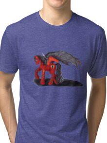 Illusion the shifter Tri-blend T-Shirt