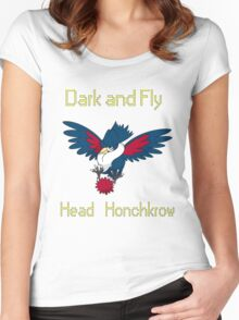 Head HonchKrow Women's Fitted Scoop T-Shirt
