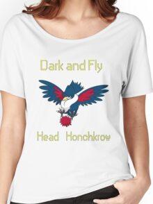 Head HonchKrow Women's Relaxed Fit T-Shirt