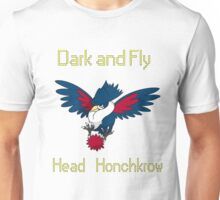 Head HonchKrow Unisex T-Shirt