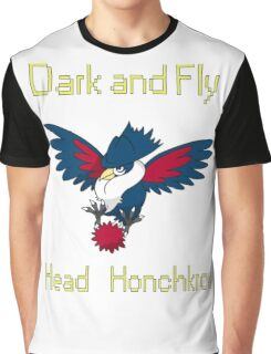 Head HonchKrow Graphic T-Shirt