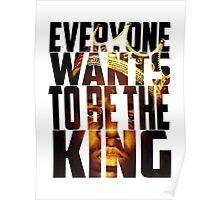 Biggie King (Transparent) - Luke Cage Poster