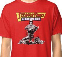 Strange Time At Hawkins High Classic T-Shirt
