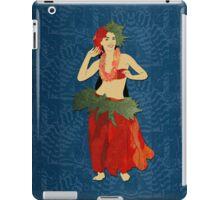 Polynesian Dance iPad Case/Skin