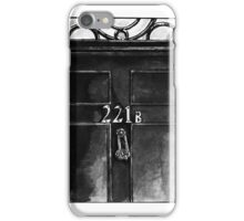 Sherlock - 221b iPhone Case/Skin