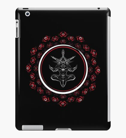 Zen Monster - Uhmm iPad Case/Skin