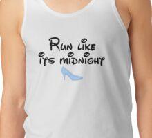 Run like it's midnight Tank Top