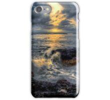 It's All In A Days Work ~ Oregon Coast ~ iPhone Case/Skin