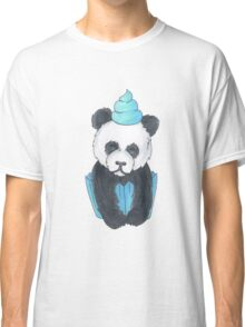 Panda Cupcake Classic T-Shirt